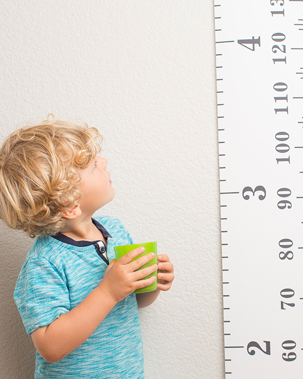 How to Measure Your Children's Height at Home