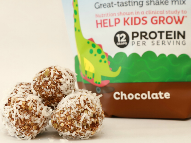7 Yummy Protein & Energy Balls for Kids