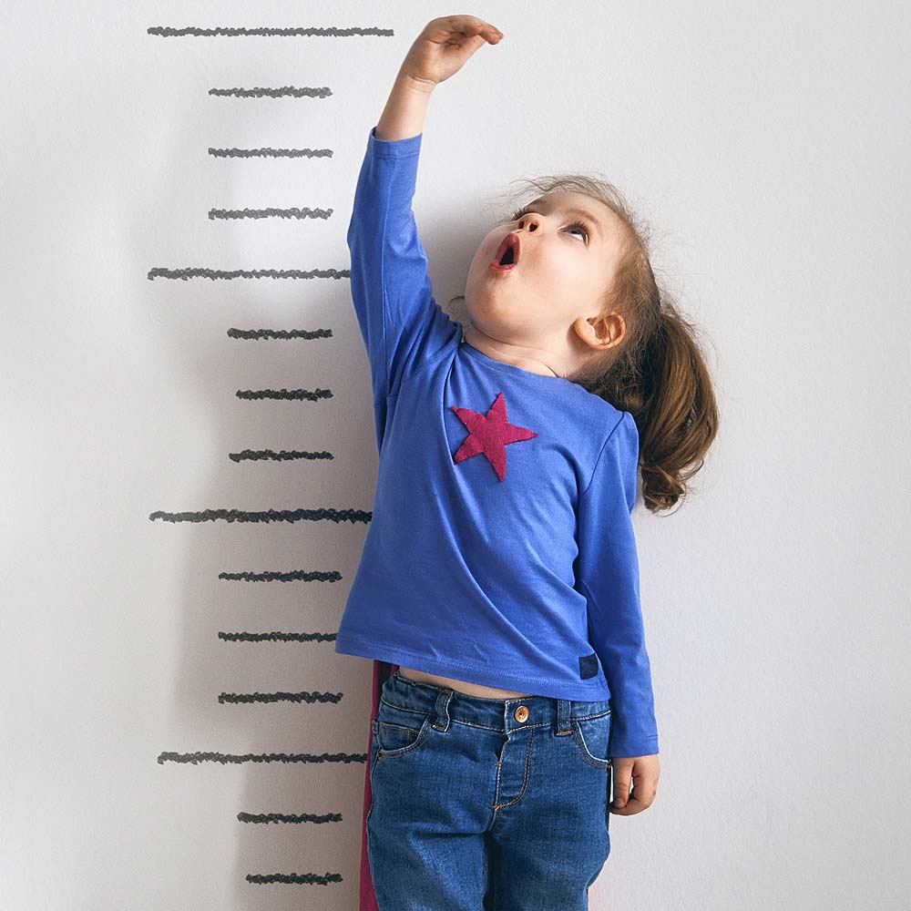 What You Need to Know About Your Child's Height Percentile