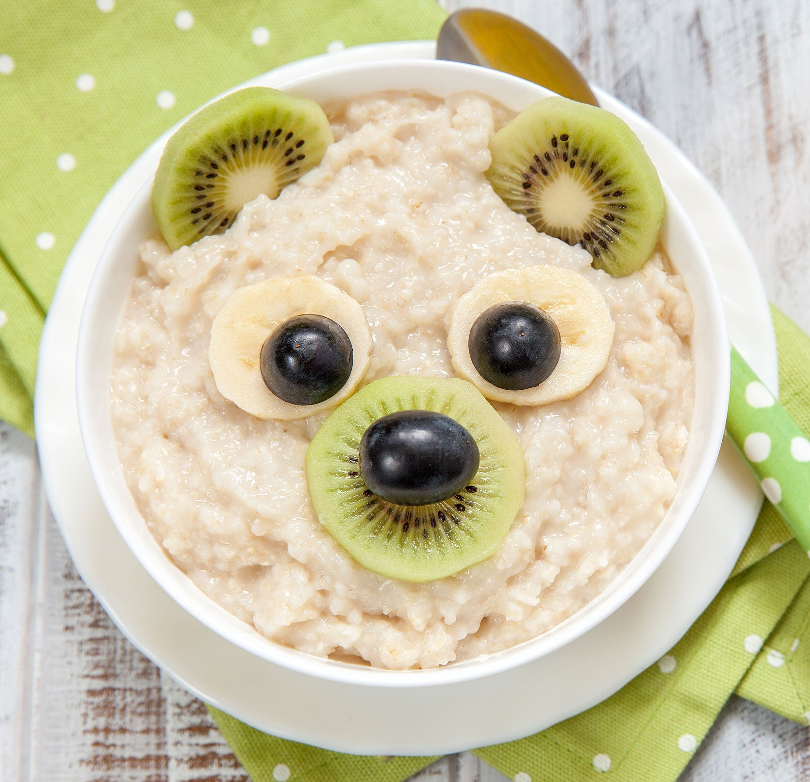 Make Ahead Healthy Breakfast For Kids