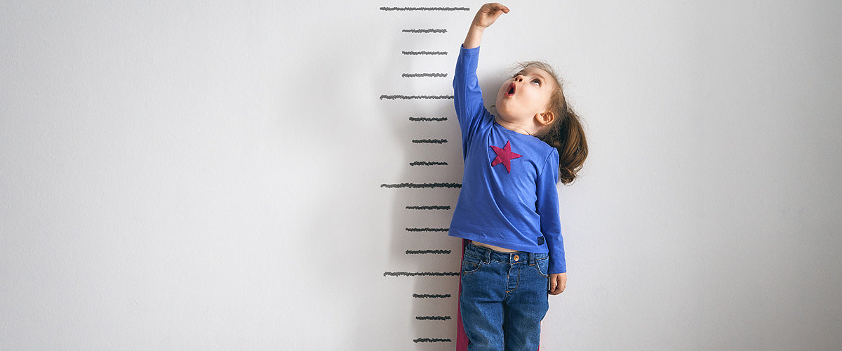 How To Make Your Child Grow Taller Healthy Height Feet & inches to cm. how to make your child grow taller