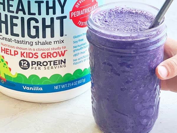 Blueberry Bedtime Smoothie