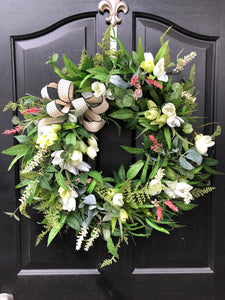 New Wreaths for Spring!!
