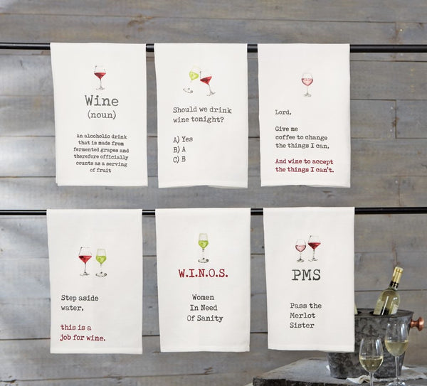 Wine Definition Wine Towel