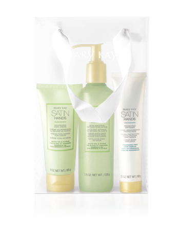 White Tea & Citrus Satin Hands® Pampering Set Deluxe Mini (single)