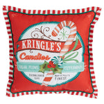 "15"" Kringles Candies Pillow"