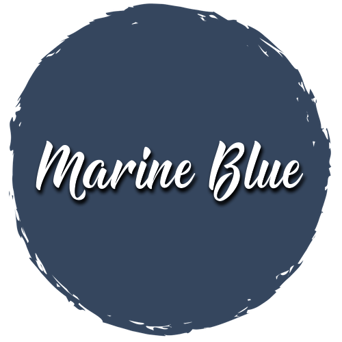 Marine Blue Paint