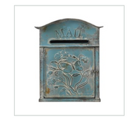 Embossed Mail Tin