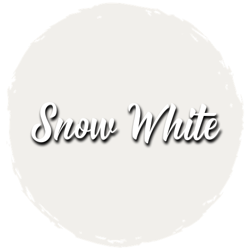 Snow White Paint