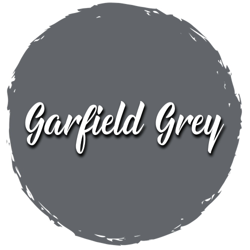Garfield Grey Paint