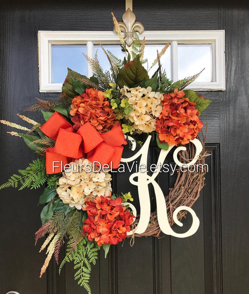 Every day Wreaths, Front Door Wreaths, Wreaths for Door, Fall Door Wreath, House Warming Gift, Year Round Wreaths, Autumn Wreath