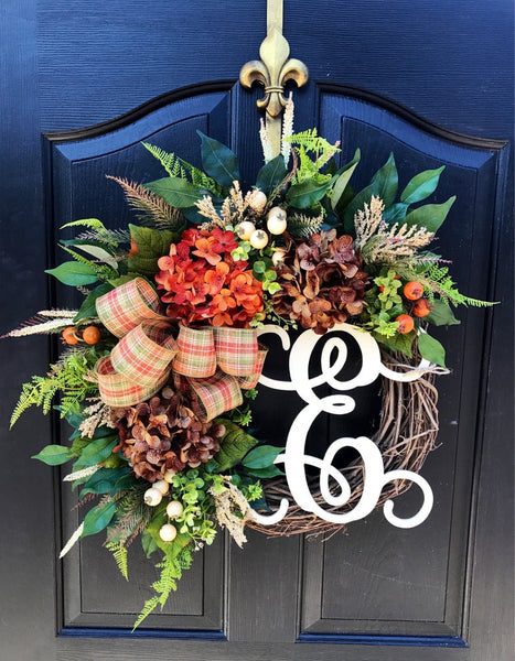 NEW! Fall Wreath, Fall Door Wreaths, Fall Wreath for Door, Fall Door Wreath, Autumn Wreaths, Fall Door Wreaths, Wreath for Fall, Home Decor