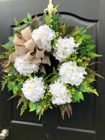 NEW! Spring Wreath for Door, Farm House Wreath for Door, Wreath for Spring, Spring Wreaths, Farm House Decor, Fixer Upper