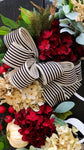 Ribbon for designing, Black and White ribbon, Ribbon, Spool of Ribbon