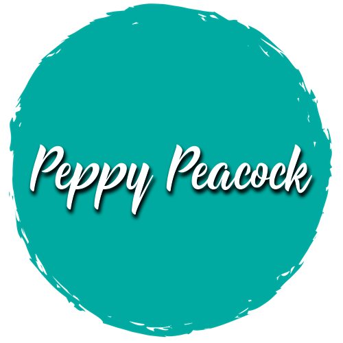 Peppy Peacock Paint