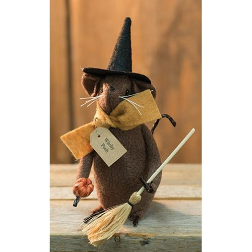 Witchy Poo Mouse