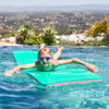 The Personal Floating Oasis Pool Mat
