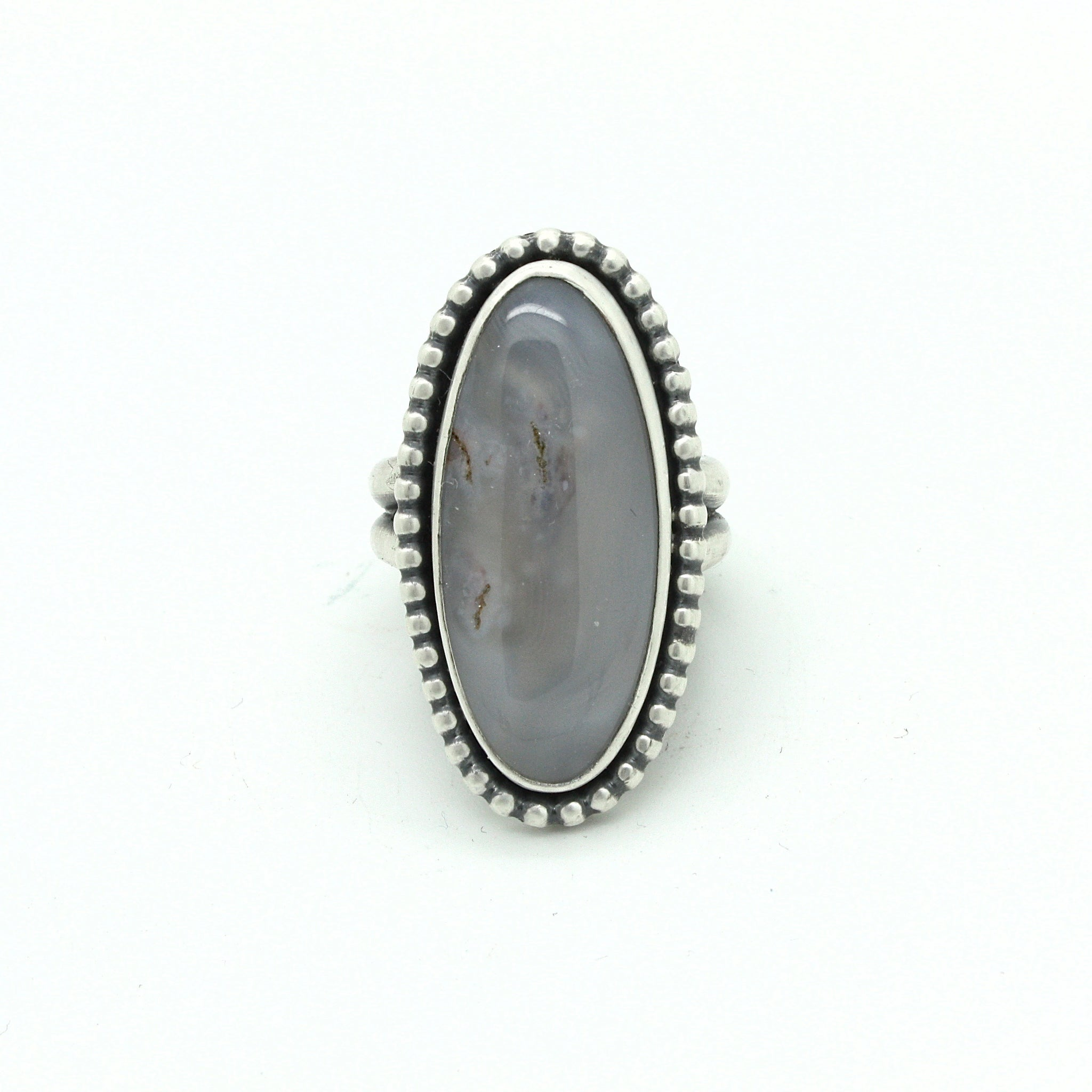 Agate Ring | Size 8.25