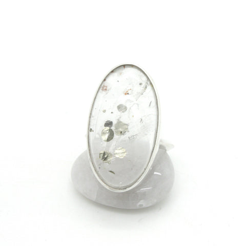 Included Quartz Ring | Size 7
