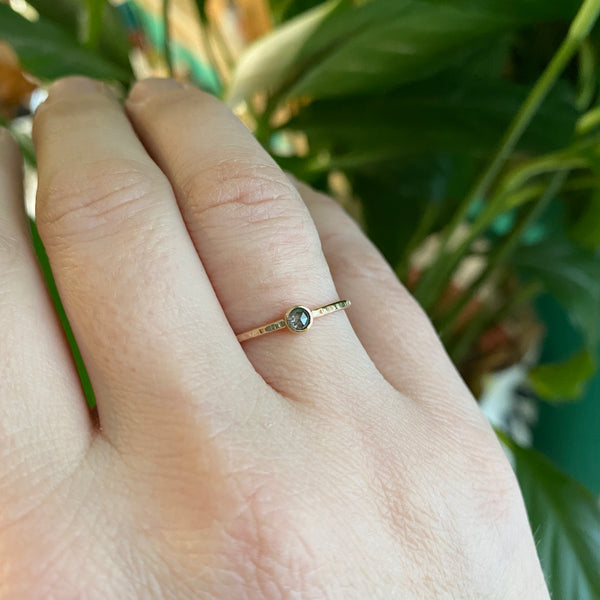Little Diamond Band | Size 6.75