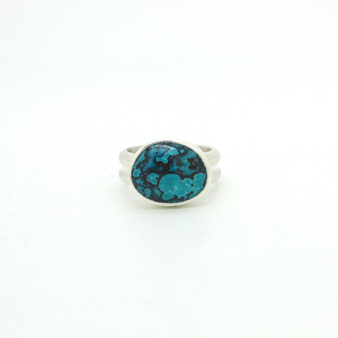 Chrysocolla Ring | Size 7