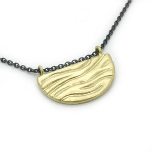 Mini Tidal Necklace | 14k Gold