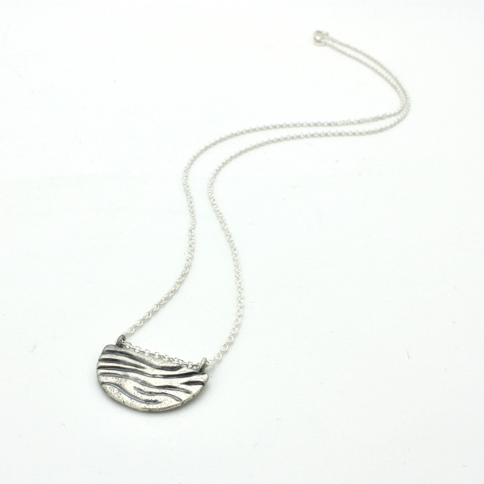 Mini Tidal Necklace | Diamond