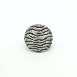 Grand Tidal Signet Ring