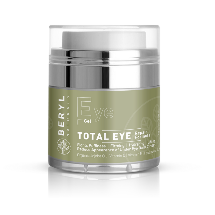 Total Eye Repair Nourishing Cream-Buy Online Anti-Aging Eye Cream For Wrinkles | Beryl Naturals