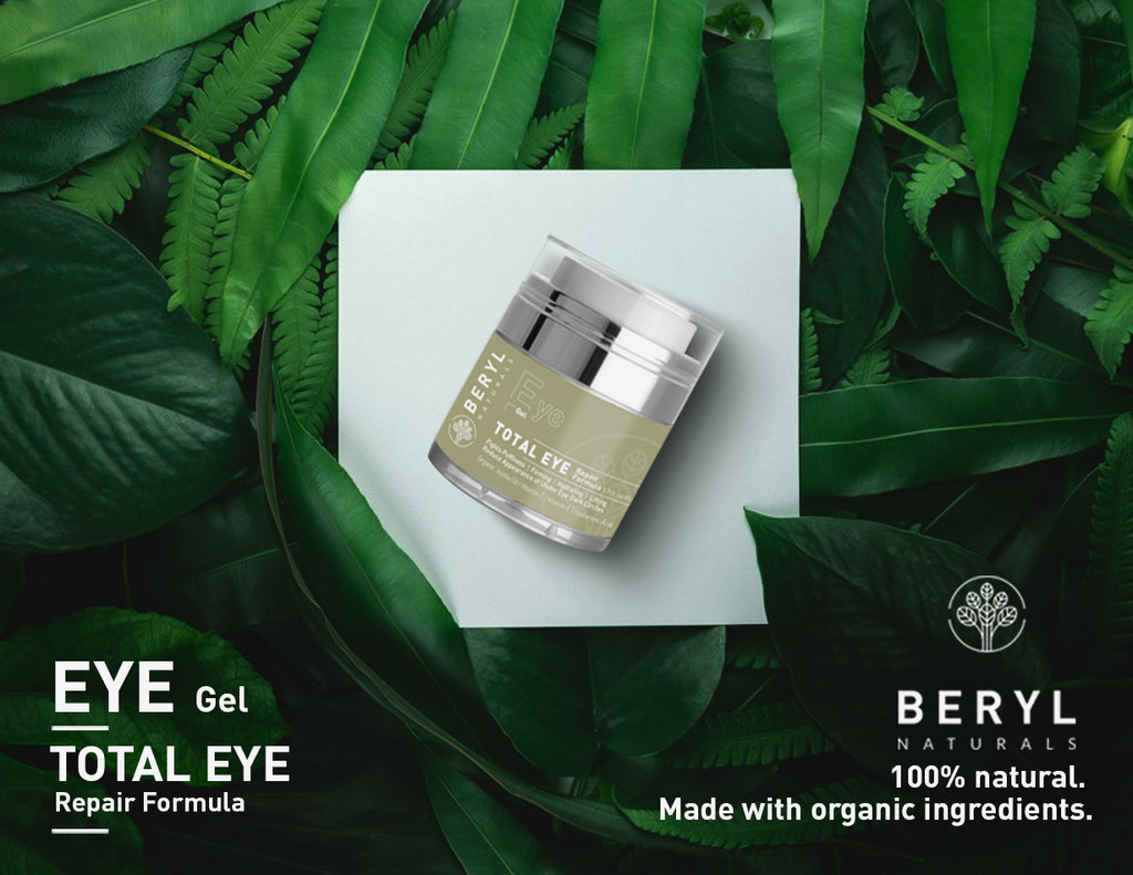 Total Eye Repair Formula - Nourishing Gel | Beryl Naturals