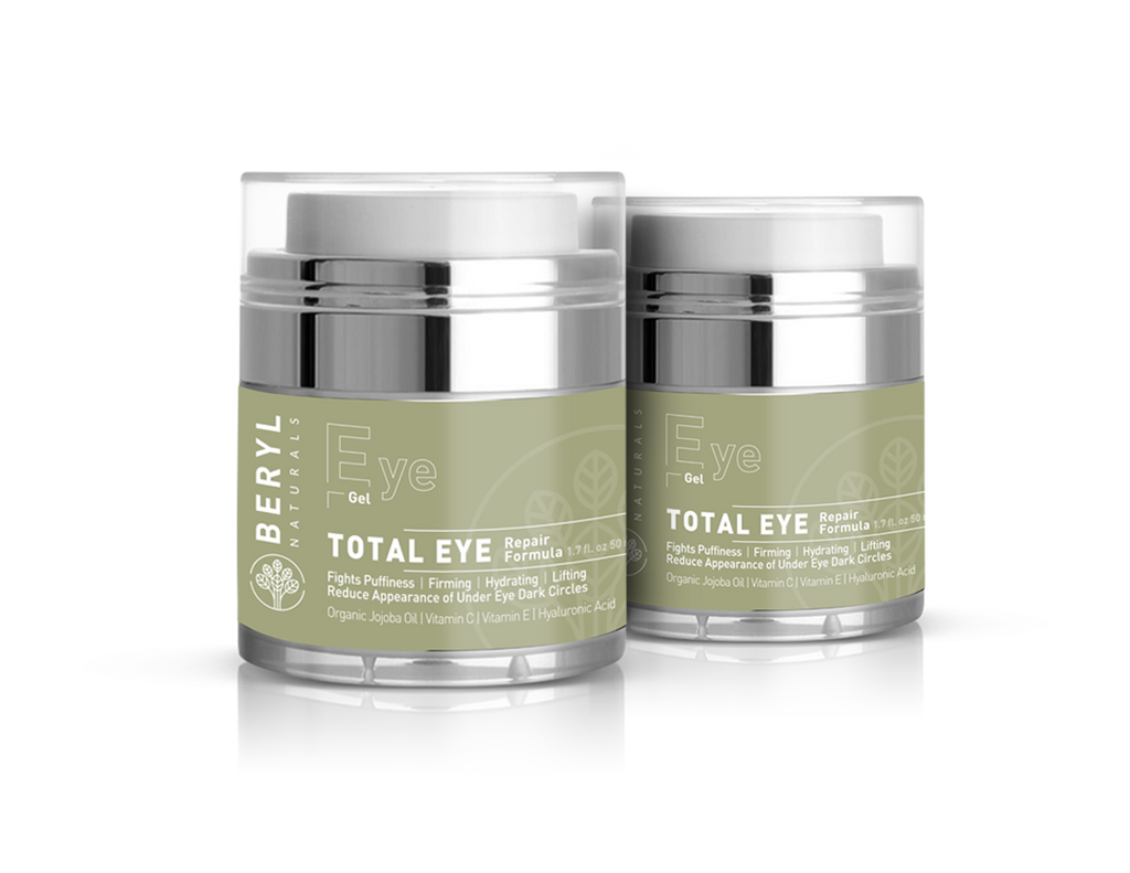 Eye Gel to reduce blemishes under eyes | Beryl Naturals