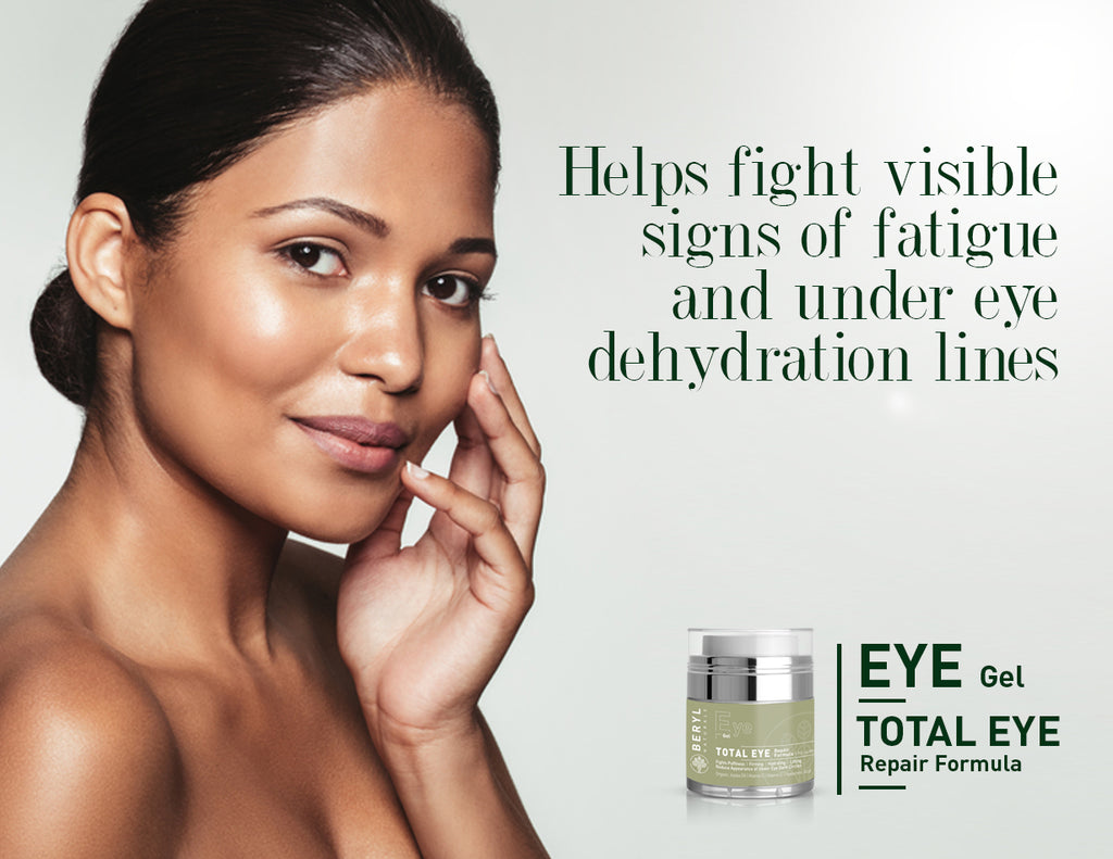 Fragrance-Free Eye Repair cream | Beryl Naturals