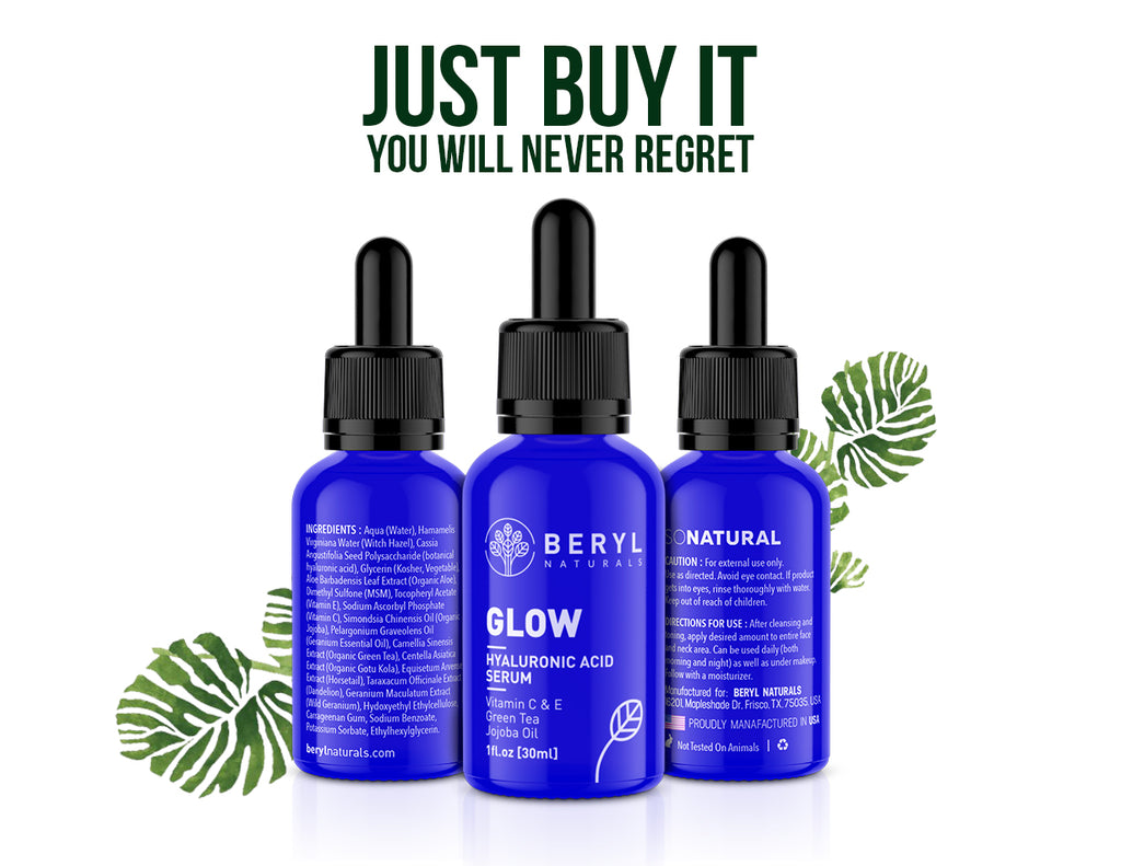 Buy Anti Aging Serum - Beryl Naturals