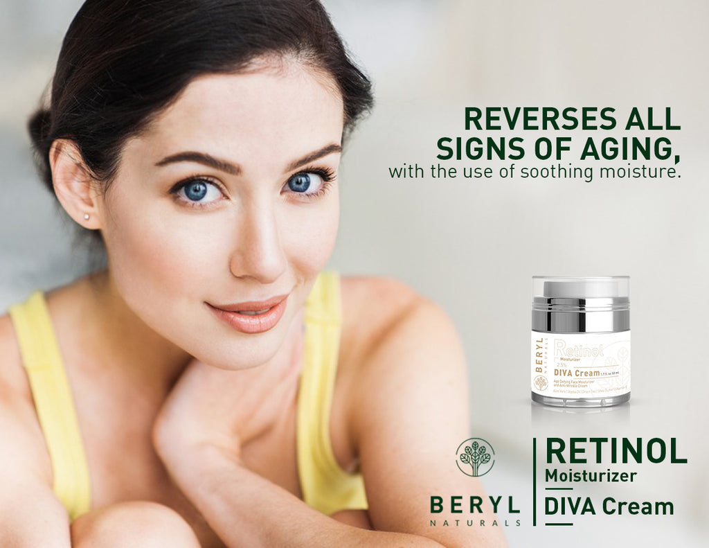 Anti-wrinkle Cream  - Beryl Naturals