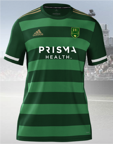 2019 GVLFC HOME JERSEY - GREEN