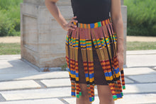 Load image into Gallery viewer, Fall Fringe skirt
