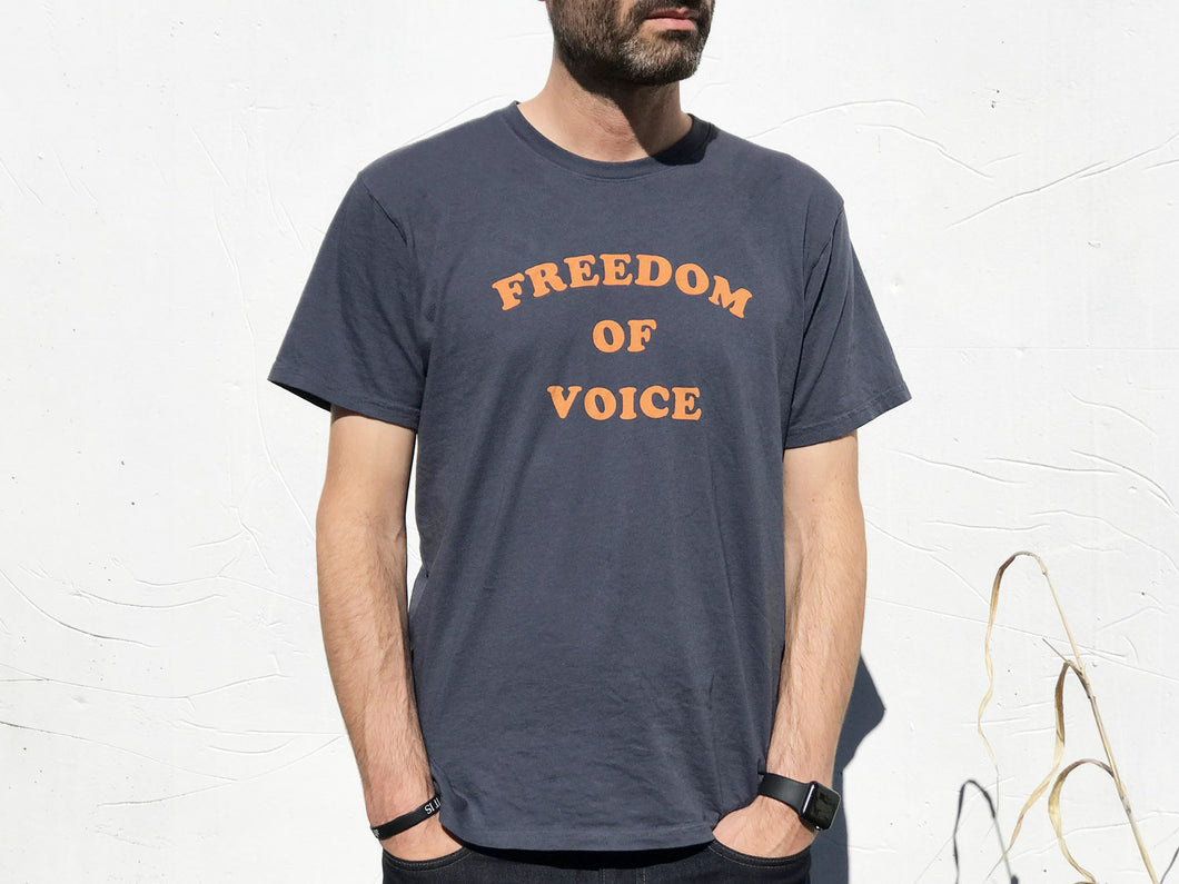 Freedom of Voice Tee
