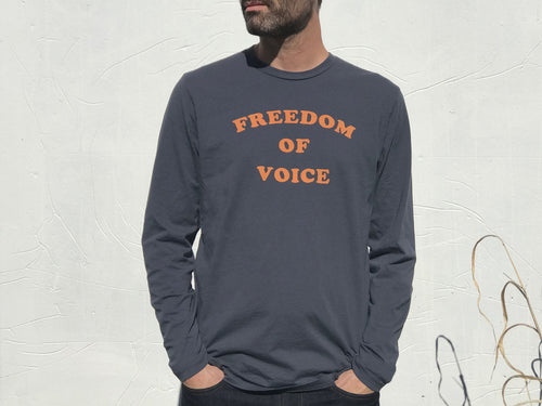 Freedom of Voice Long Sleeve