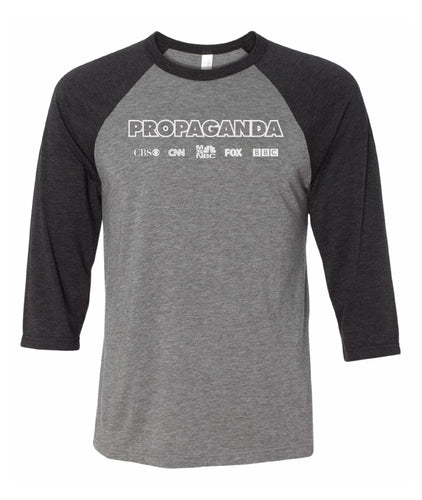 Preorder and Limited: Propaganda Baseball Jersey