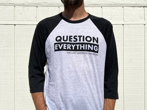 Question Everything Baseball