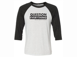New: Question Everything Baseball