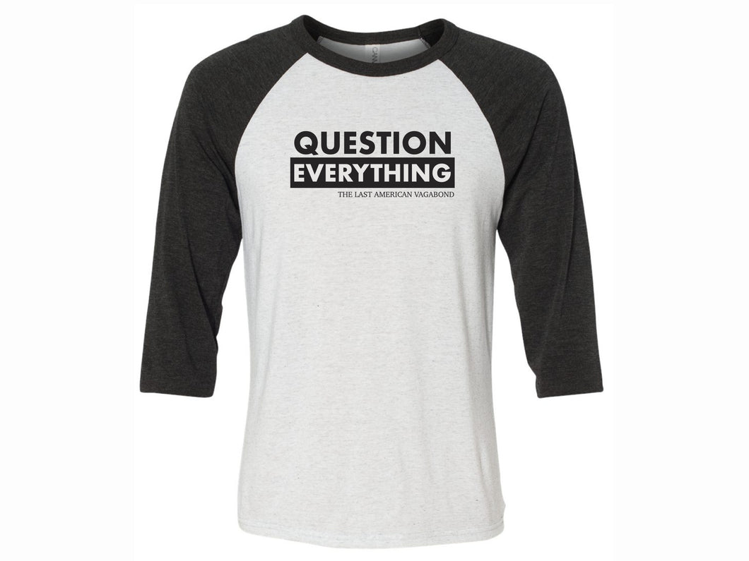 Preorder: Question Everything Baseball