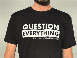 Question Everything Black