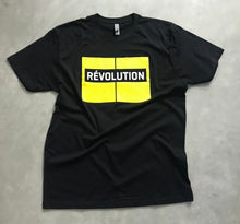 New: Révolution Tee Black
