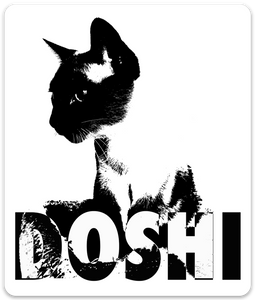 DOSHI (the handler) Sticker