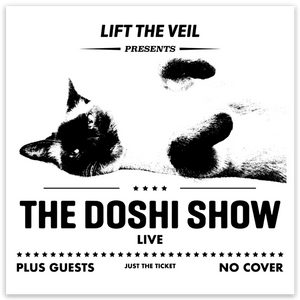 The Doshi Show Live Sticker