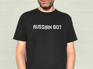 Russian Bot Tee Last one - SIZE S