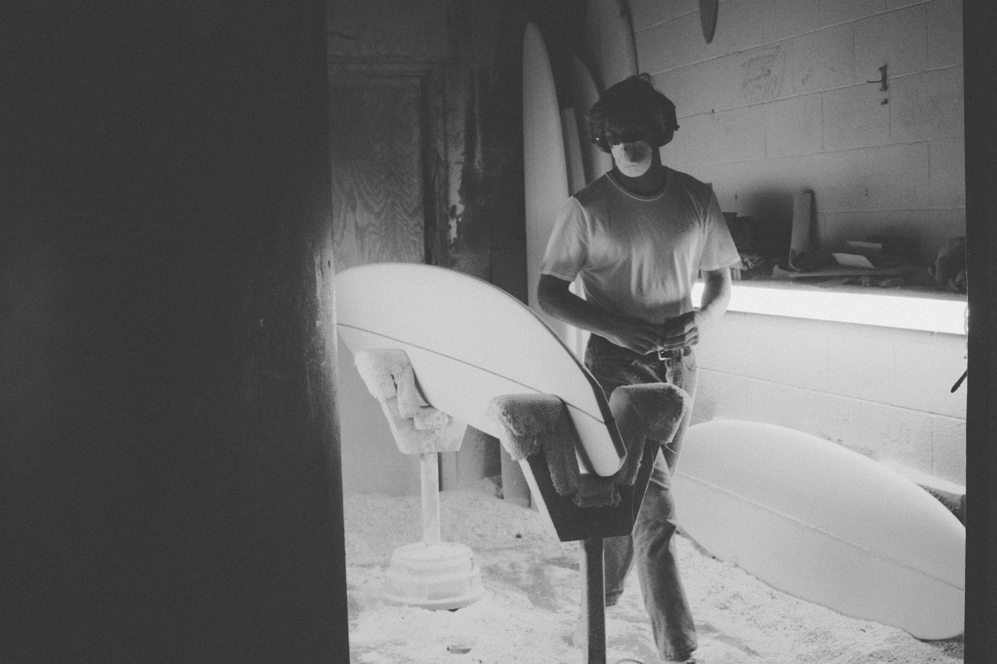 LIFE AROUND THE BEND | KRIS HALL SURFBOARDS