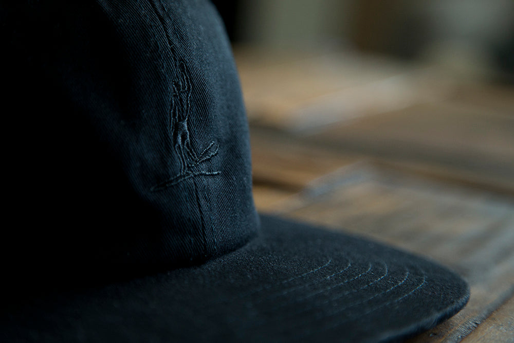 SLIDER CAP | BLACK