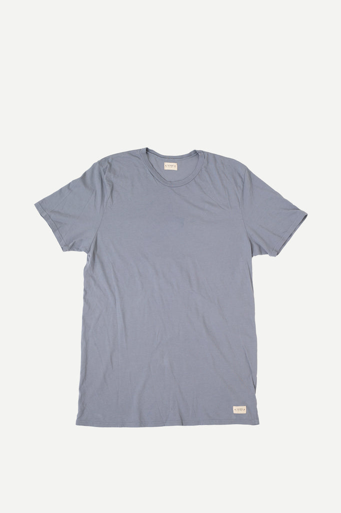 CLASSIC TEE | DUSTY BLUE